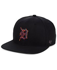 '47 Brand Detroit Tigers Iridescent Snapback Cap