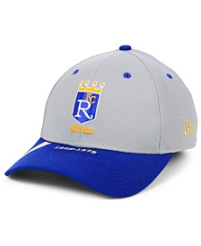 New Era Kansas City Royals Timeline Collection 39THIRTY Cap