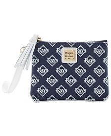 Dooney & Bourke Tampa Bay Rays Stadium Wristlet