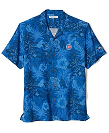 Men's Chicago Cubs Fuego Floral Top