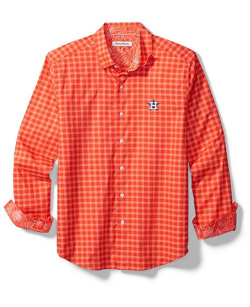 online retailer ab083 47a24 Men's Houston Astros Competitor Button Up Shirt