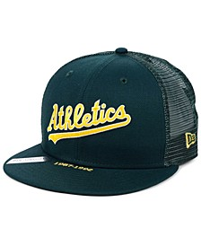 Oakland Athletics Timeline Collection 9FIFTY Cap