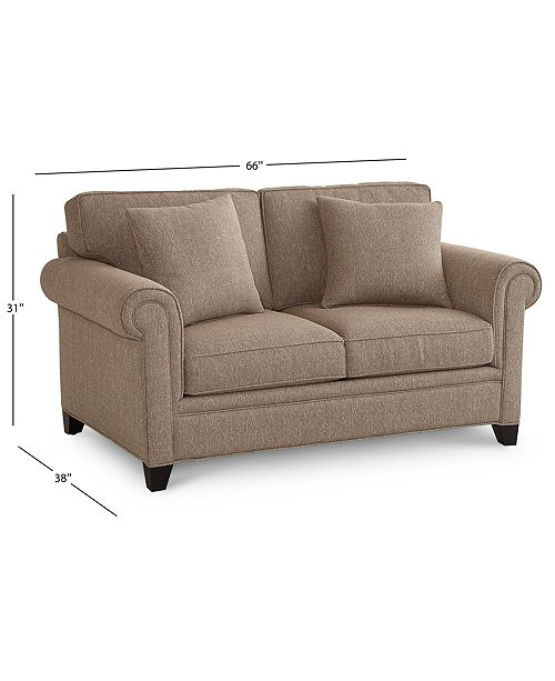 Furniture Banhart 66 Fabric Loveseat