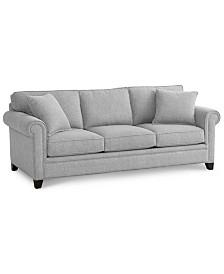 "Banhart 90"" Fabric Sofa, Created for Macy's"