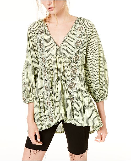 Free People Another Special Day Tunic Top