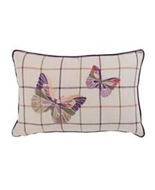 Croscill Delilah 18x12 Boudoir Pillow