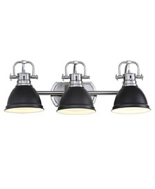 Safavieh Roland Three Light Bathroom Sconce