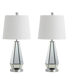 Chiara Set of 2 Table Lamp