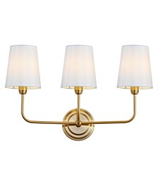 Sawyer Three Light Wall Sconce