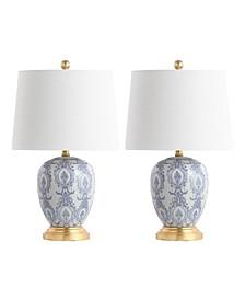 Kalel Set of 2 Table Lamp