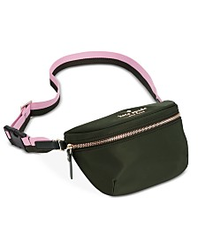 kate spade new york Watson Lane Varsity Stripe Betty Mini Bag