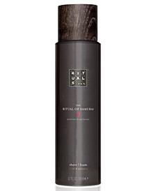 Men's The Ritual Of Samurai Shave Foam, 6.7-oz.