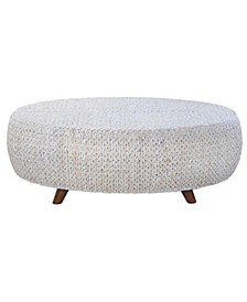 Bali Breeze Oval Coffee Table, Quick Ship