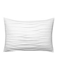 Marble Shibori Throw Pillow