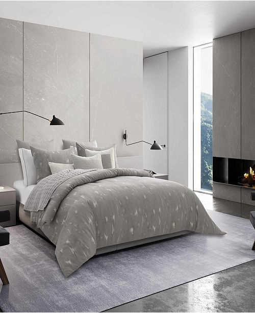 Vera Wang Silver Birch Comforter Set, King