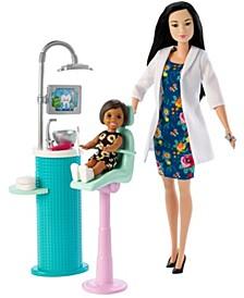 Dentist Doll & Playset