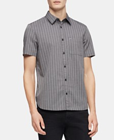 Calvin Klein Men's Stripe Shirt