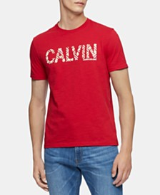 Calvin Klein Jeans Men's Logo Graphic T-Shirt