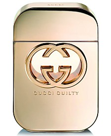 Gucci Guilty Eau de Toilette Spray, 2.5 oz