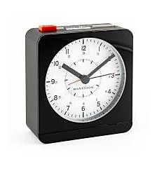 Silent Non-Ticking Alarm Clock