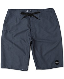 "Men's Solid 20"" Board Shorts"
