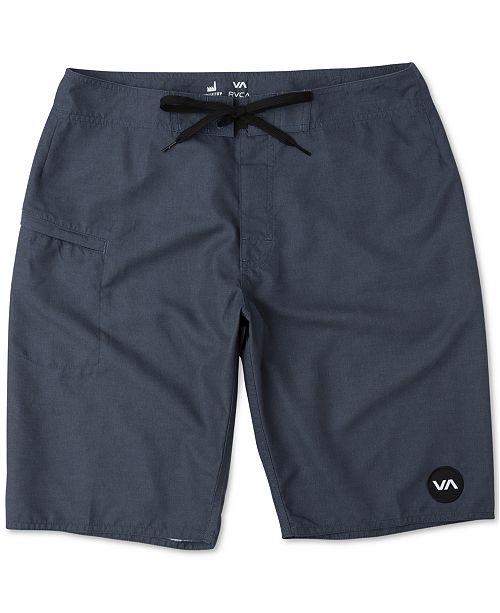 "RVCA Men's Solid 20"" Board Shorts"