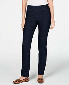 Cambridge Pull-On Slim Fit Jeans, Created for Macy's