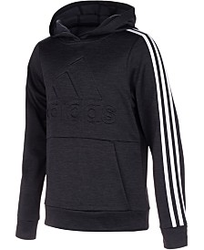 adidas Toddler Boys Embossed-Logo Hoodie