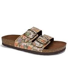 Helga Flat Sandals
