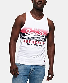 Men's Authentic Graphic Tank