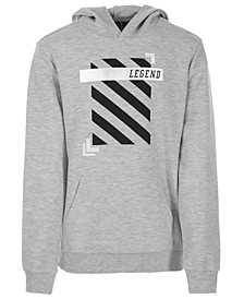 Big Boys Legend-Print Hoodie, Created for Macy's