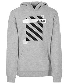 Ideology Big Boys Legend-Print Hoodie, Created for Macy's