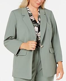23561523b Women's Plus Size Jackets - Macy's