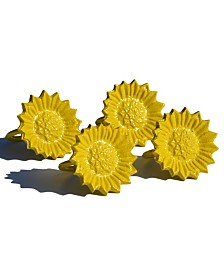 Vibhsa Sun Flower Napkin Ring