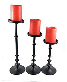 Candle Holders Set of 3