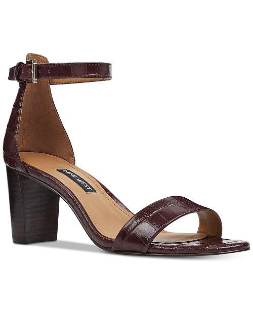 cozy fresh release date: run shoes Pruce Block-Heel Sandals