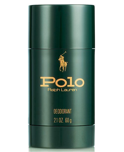 Ralph Lauren Men's Polo Deodorant Stick, 2.1 oz