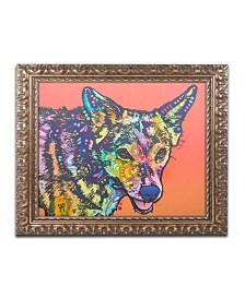 "Dean Russo 'Max' Ornate Framed Art - 16"" x 20"""