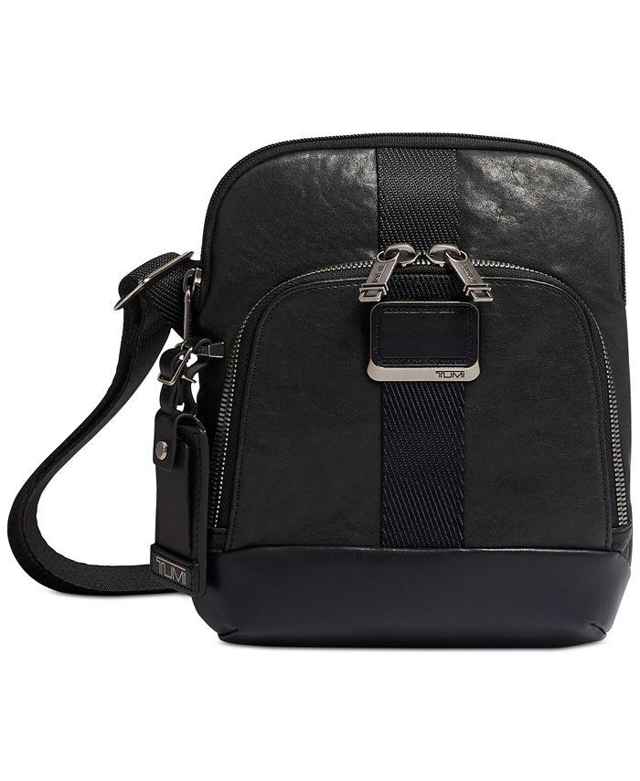 TUMI - Men's Alpha Bravo Barksdale Crossbody Bag