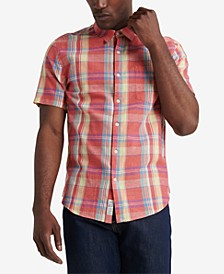 Men's Ballona Plaid Shirt