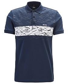 BOSS Men's Paule 5 Slim-Fit Polo Shirt