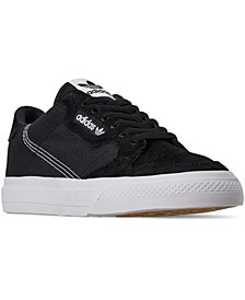 Men's Continental Vulc Casual Sneakers from Finish Line