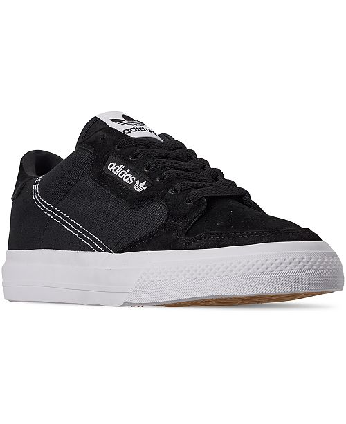 adidas Men's Continental Vulc Casual Sneakers from Finish Line