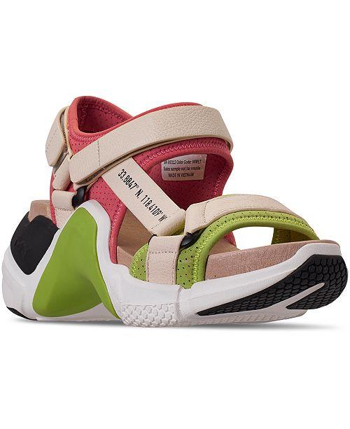 Mark Nason Los Angeles Women's Neo Block - Didi Athletic Sandals from Finish Line