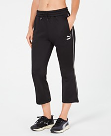Puma Classics Kick Flared Cropped Pants