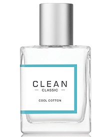 CLEAN Fragrance Classic Cool Cotton Fragrance Spray, 1-oz.
