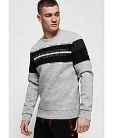 Gym Tech Cut Crew Sweatshirt