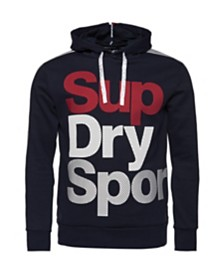 Superdry Men's Athletic Sweatshirt