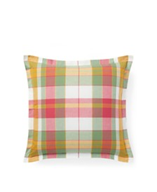Lauren Ralph Lauren Spencer Madras Throw Pillow