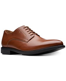 Bostonian Men's Hampshire Low Plain-Toe Dress Oxfords